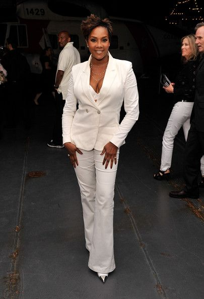 "Beauty Redefined Maybelline Color Show Nail Polish: Vivica A. Fox In ""Men In Black 3"" New York Premiere"