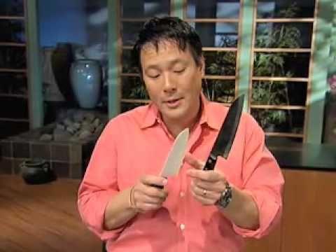 Simply Ming: Sharpening Knives