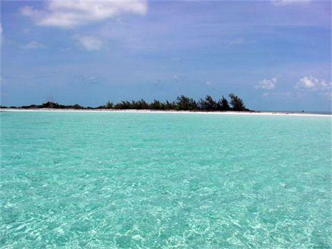 Spiaggia di Cayo Iguana