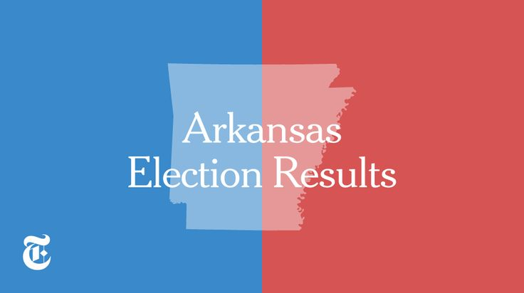 Arkansas election results from the 2016 general election.