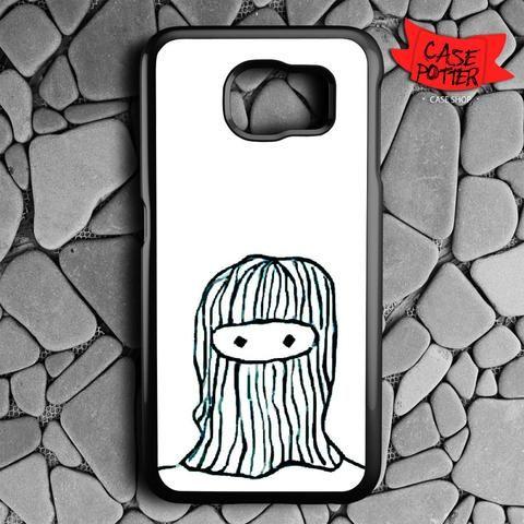Kanye West Yeezus Samsung Galaxy S7 Black Case