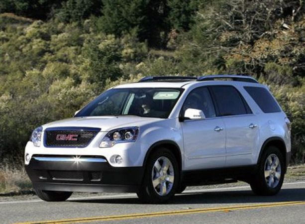 Gmc Acadia Best Christmas Present Ever Usedcars Used Cars