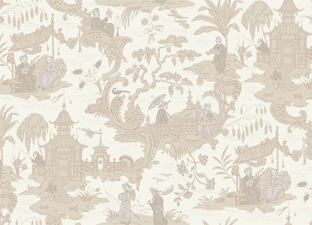 Archive Anthology обои Chinese Toile  от Cole & Son, Англия http://kievimport.com/cole_and_son_archive_anthology_oboi_chinese_toile.html #wallpaper #design #interior #обои #дизайн #интерьер #kievimport