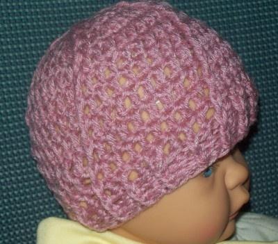 Free Crochet Cat Hat Pattern