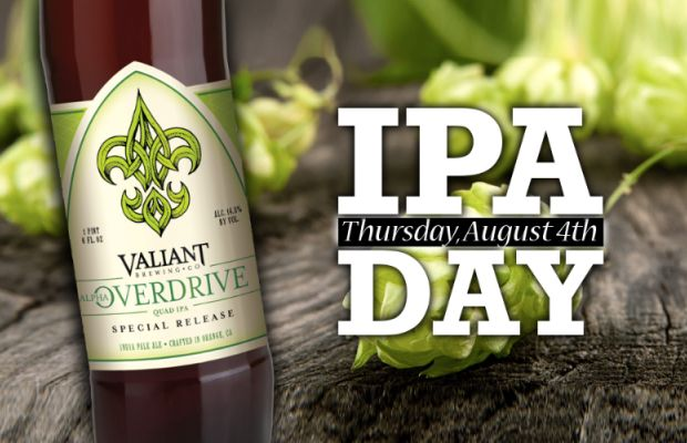 Valiant Brewing Unleashes A Monster For National IPA Day