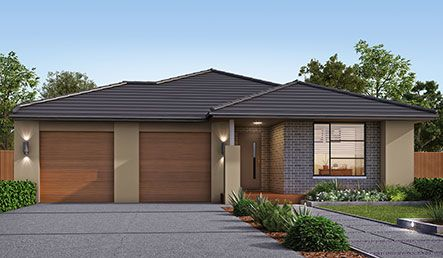 Our Valencia Facade. Visit our website for more information on our range of options for your new home.