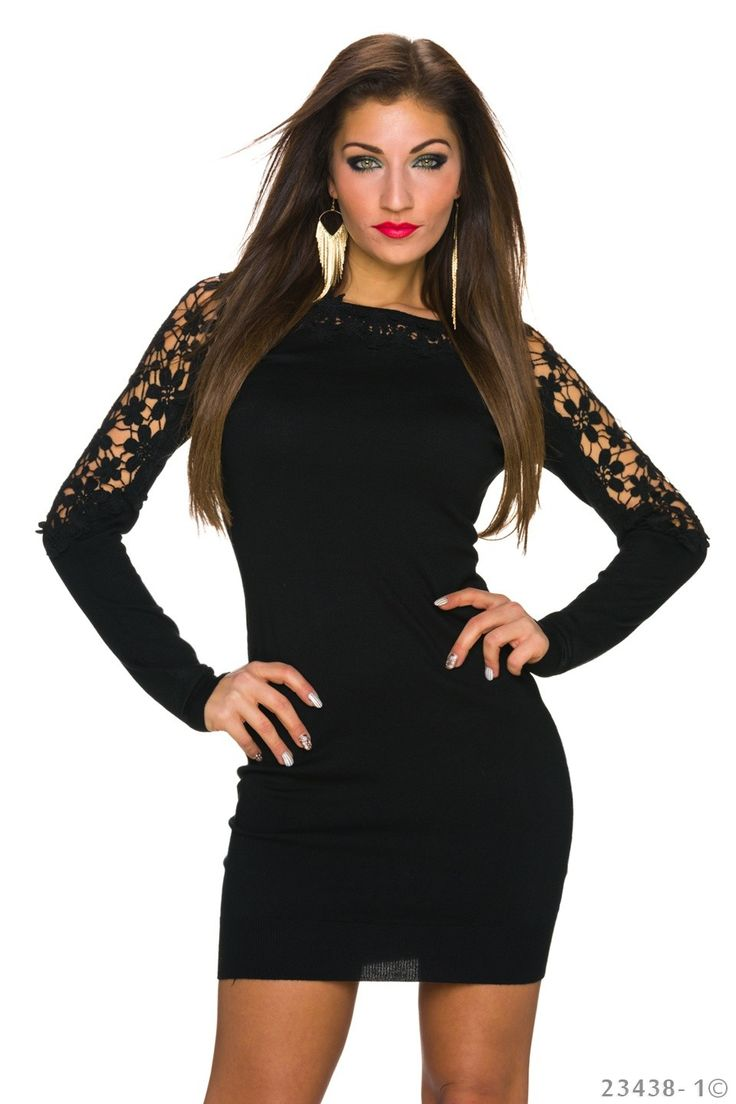 Extraordinary Black Dress