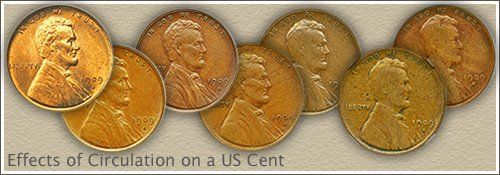 Value of the old U.S. penny on the rise. Here are different Lincoln Penny Grades from Uncirculated, to Good.
