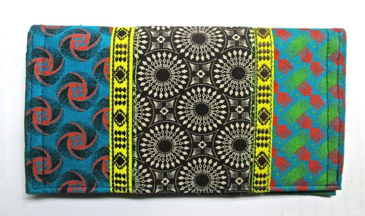 'Da Gama' shweshwe wallet R280