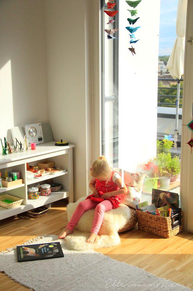 """""""Das Beste was wir für unsere Kinder tun können, ist, ihnen eine wunderschöne Umgebung vorzubereiten, die besten Materialien zur Verf..."""