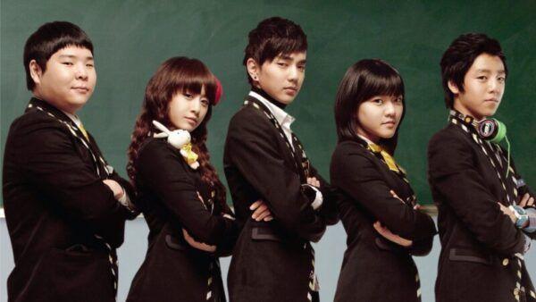 أفضل 10 مسلسلات كورية مدرسية