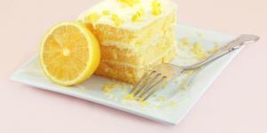 Receta de Postre de limóny leche condensada