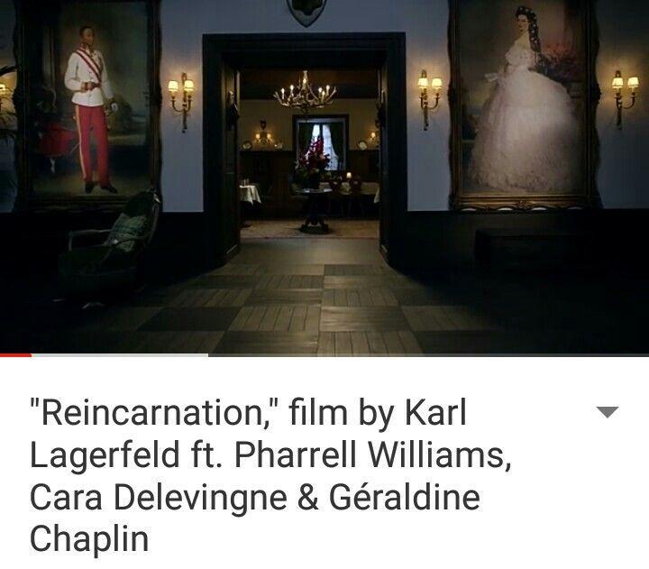 Reencarnación Chanel