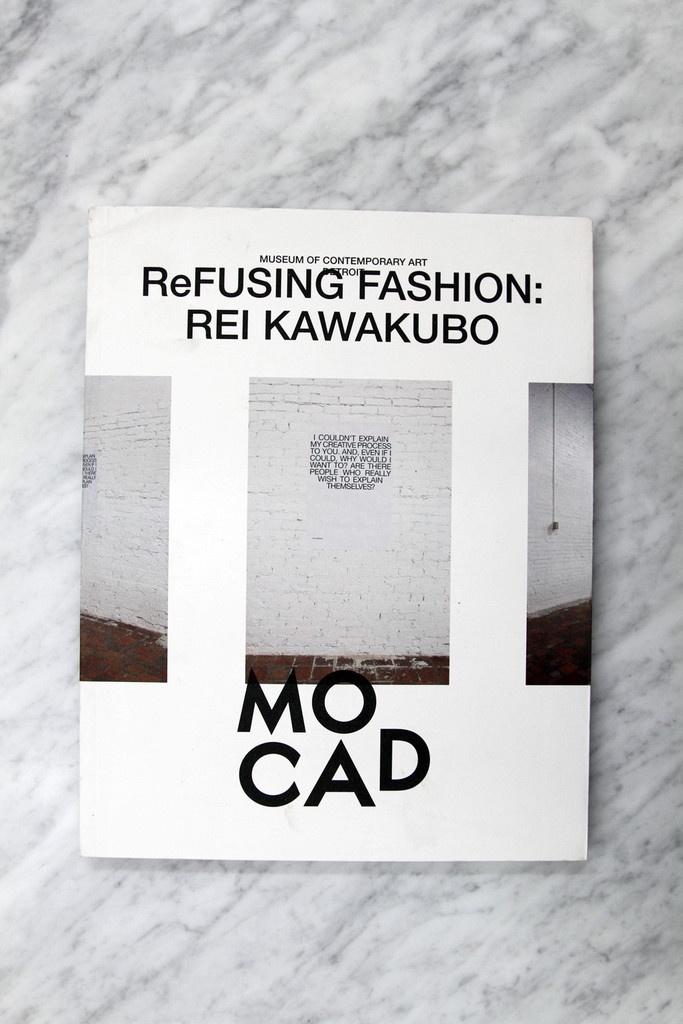Refusing Fashion: Rei Kawakubo at TABLE OF CONTENTS shop, Portland