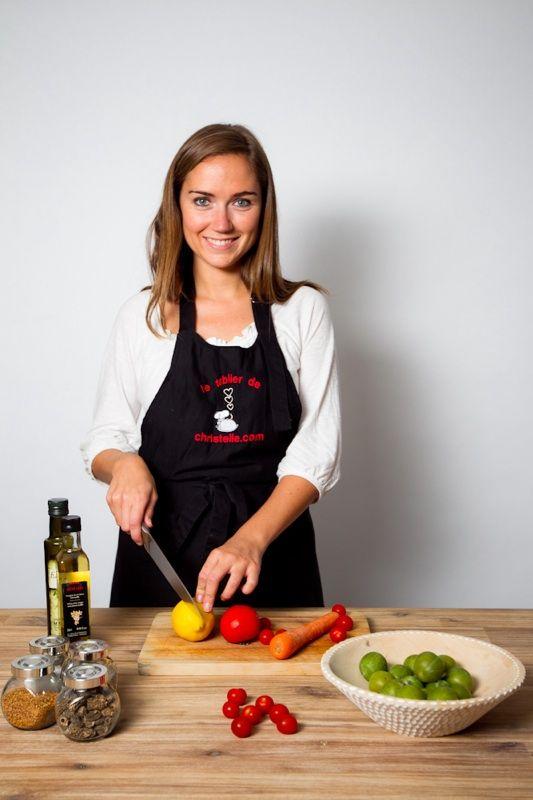 Le Tablier de Christelle | La cuisine, tout simplement