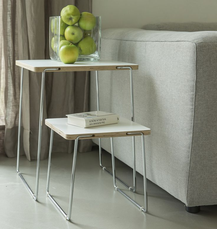 Müller Möbelwerkstätten | Design Beistelltisch | Milanari.com