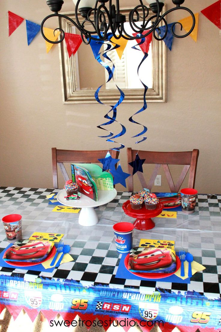 137 best diy party decor images on pinterest birthdays for 2nd birthday decoration