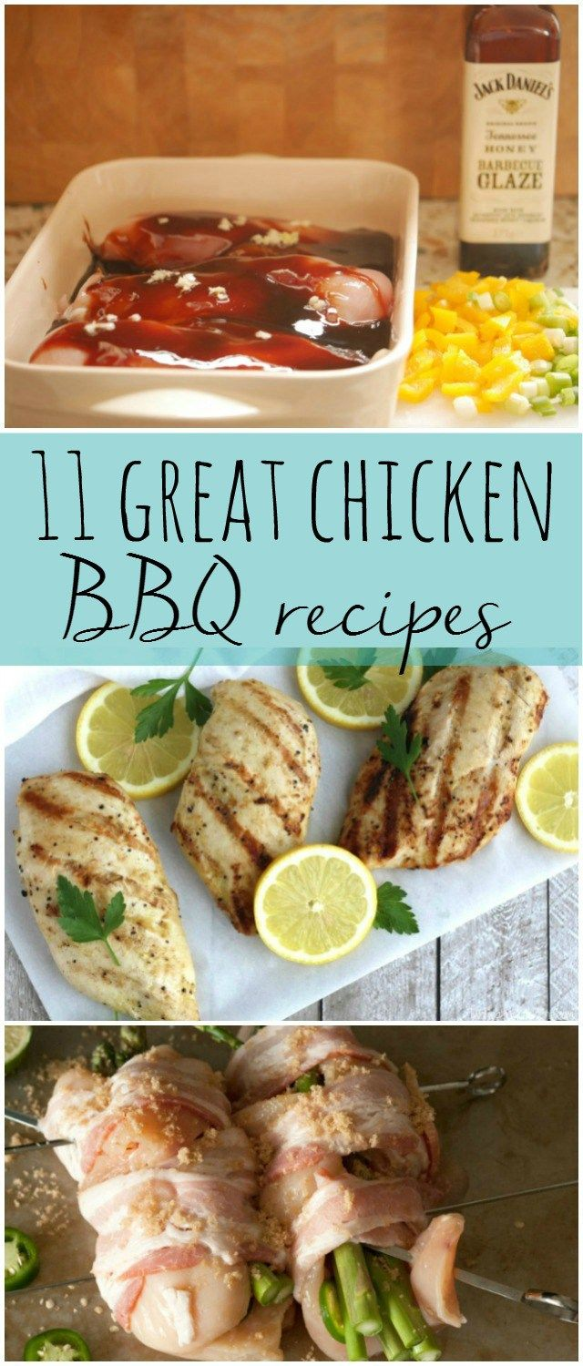 Get barbecue season ready with 11 great chicken bbq recipes - Bubbablue and me