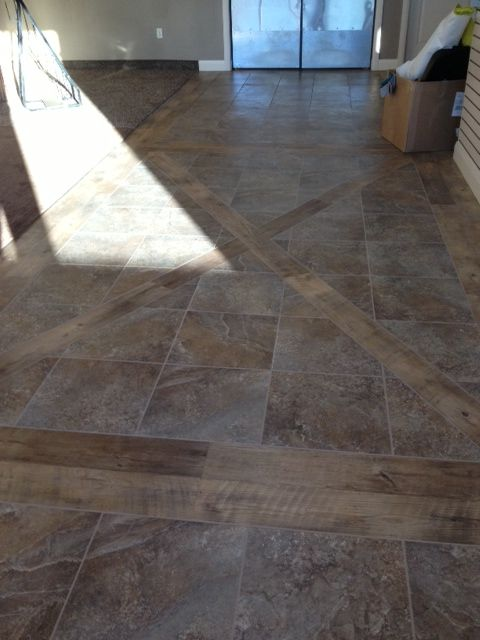 Vinyl Flooring Patterns : Images about tile patterns on pinterest pewter