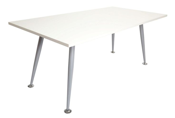 Rapidline Rapid Span Meeting Table White – Dunn Furniture