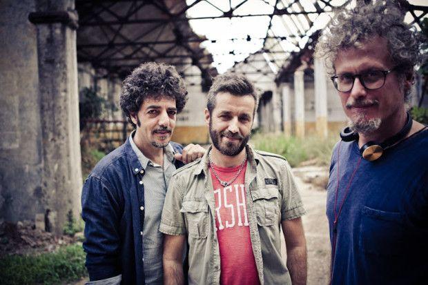 Fabi, Silvestri e Gazzè al Postepay Rock in Roma