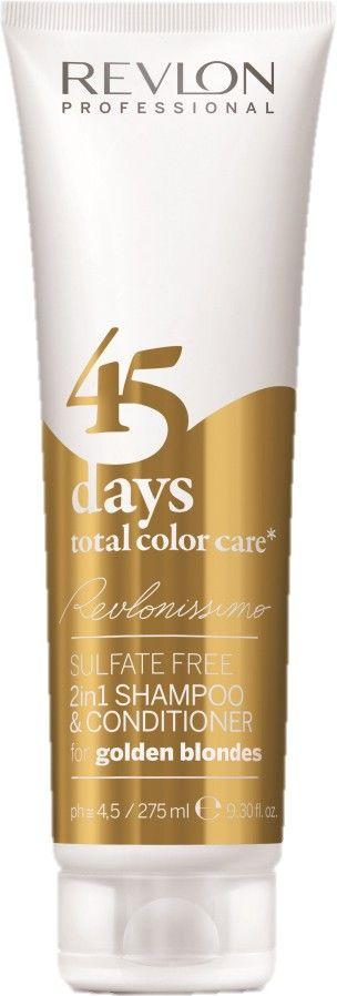 Najbolji šampon za svilene, zlatne valove