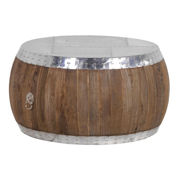 nice round wood coffee tables with isabo round reclaimed wood metal coffee table