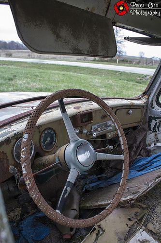 International Harvester Interior : International s series pickup truck interior