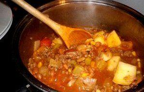 Cowboy Stew Recipe - Recipezazz.com