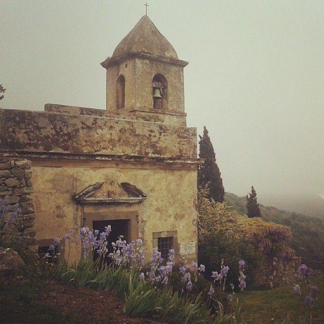 #ShareIG L' #Eremo di S. Caterina sul #monte Serra a #rionellelba con i gigli viola fioriti . Qui pare che #Napoleone si fermo' una notte a dormire e in seguito fece donare all' #eremita un letto da campo perche' il giaciglio su cui aveva dormito era troppo scomodo...#Toscana #tuscany -#tuscanygram #isoladelba #natura #storia #tradizione #Napoleone #Napoleone200 #napoleon  #elbaisland #isoladelba #trekking #instatour #instatuscany #madeintuscany #discovertuscany #italia #tradizioni #Italy…