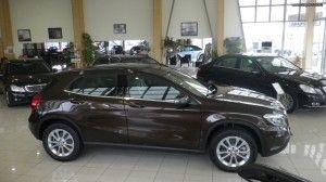 Benz GLA 250 4MATIC 7G