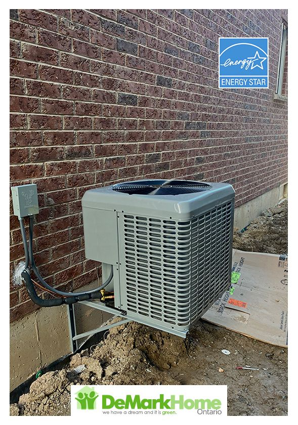 Brand new central air conditioner installation ⭐️⭐️⭐️⭐️