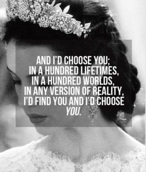 Reign #Quotes #Mary This isn't a quote from Reign, but it is similar to what she says.