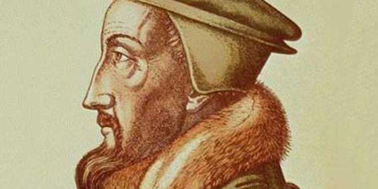 13 settembre 1541: Giovanni Calvino si stabilisce definitivamente a Ginevra