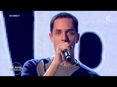 "Grand Corps Malade ""Charlie"" - JeSuisCharlie - YouTube"