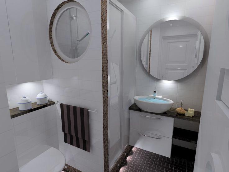 Badrum badrum litet : 17 Best images about Badrum on Pinterest | Toilets, Tile and Bath