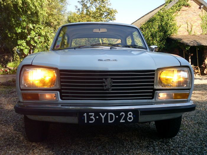 Peugeot 304 Berline - 1972