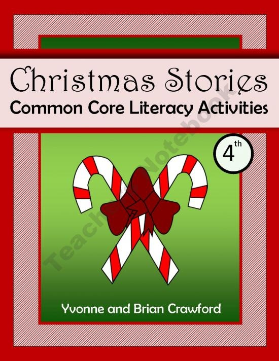 Fourth Grade Christmas Worksheets and Printables