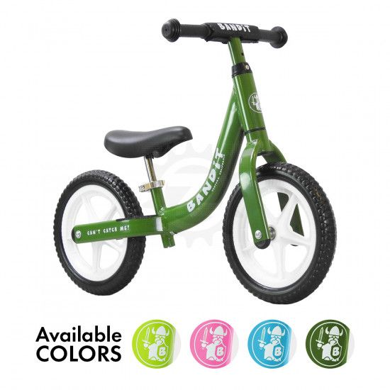 Bandit Bicycles Balance Bike Super Light Weight For Kids Its