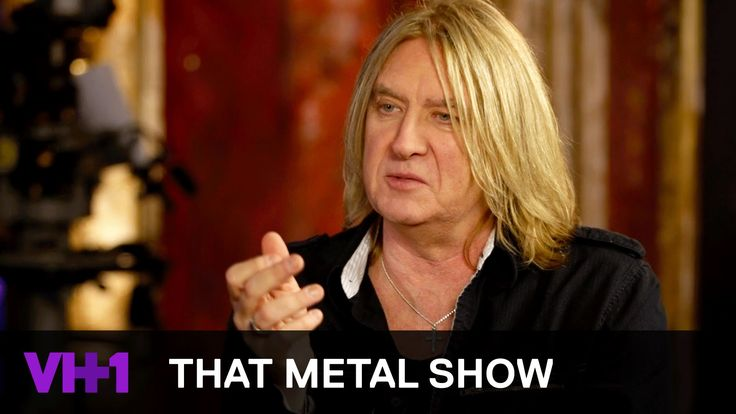 That Metal Show   On Set with Joe Elliott (Extended)   VH1 Classic