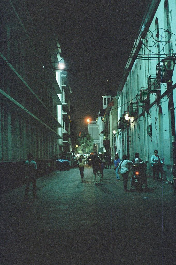 Drunken streets, foreign air, and heartbreaking memories.