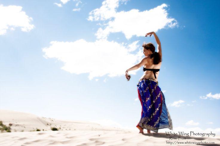 Desert Maiden