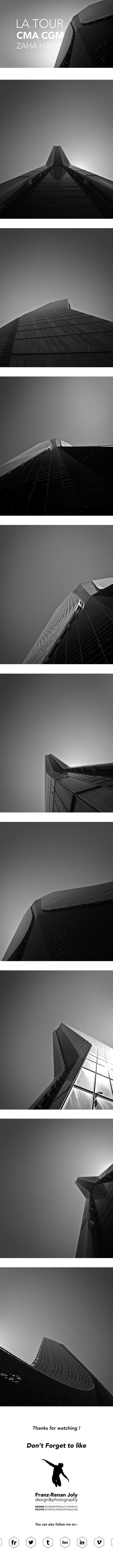 Zaha Hadid By F R J Design And Photography Via Behance