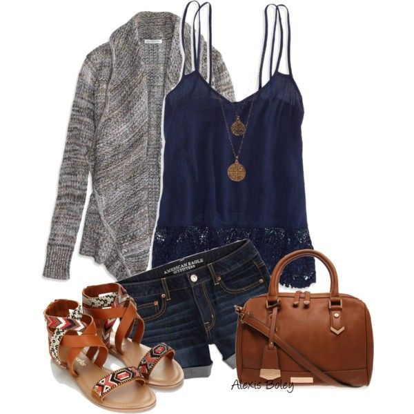 """AE Outfitters"" by alexis1407 on Polyvore"