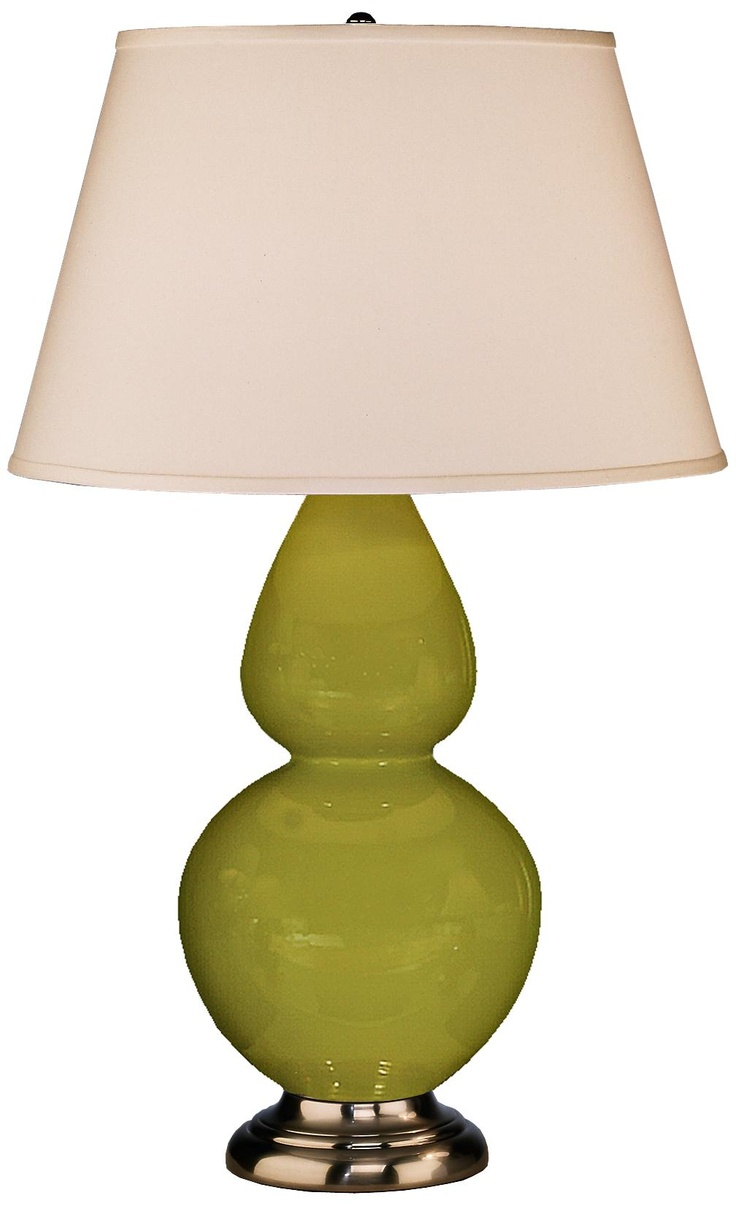 Best 25 silver table lamps ideas on pinterest silver lamp robert abbey 31 apple green ceramic and silver table lamp geotapseo Image collections