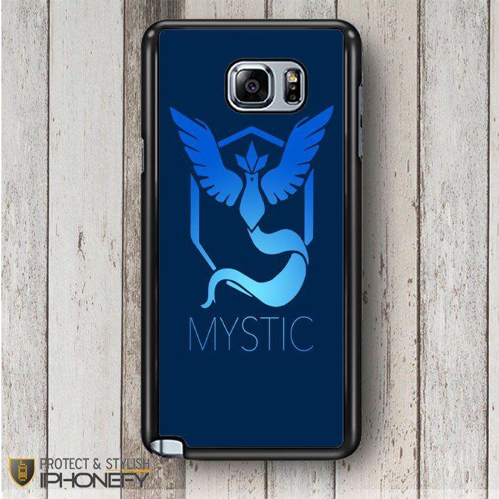 Pokemon Go Team Mystic Samsung Galaxy Note 4|5 Case|iPhonefy