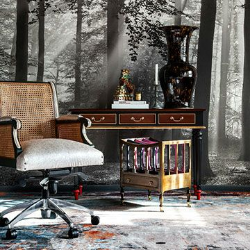 Study furniture, elegant study