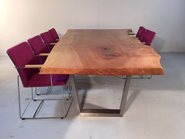 73 best images about Tafel  u0026 Boomstam on Pinterest   Ontario, Live edge table and Tes