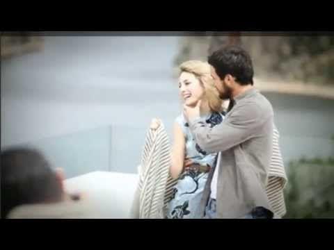 ▶ Maria Valverde y Mario Casas Photoshoot para ELLE España - YouTube