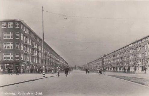 Rotterdam - Pleinweg